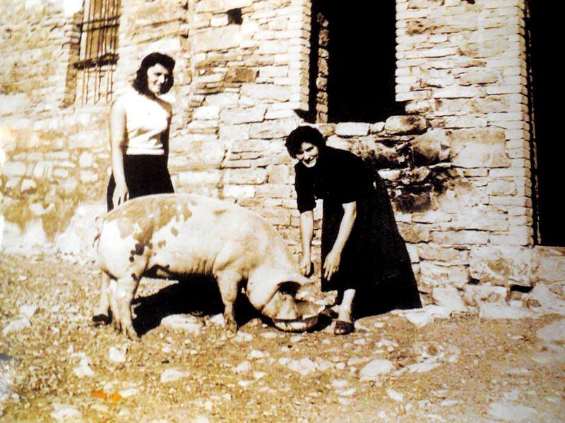 Foto d'epoca (1960)