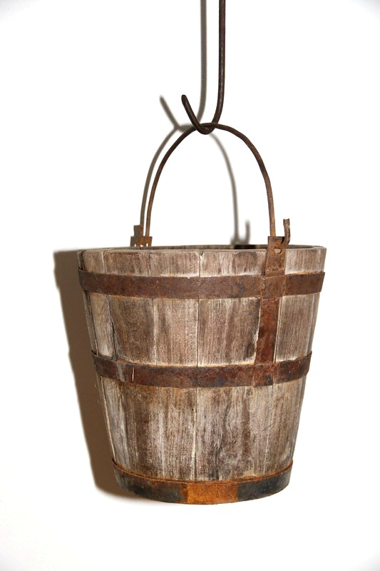 Secchio di legno (seggia)